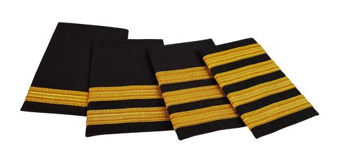 shoulder bars / epaulettes