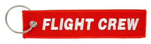 "Key Chain "" FLIGHT CREW "" incl. keyring"
