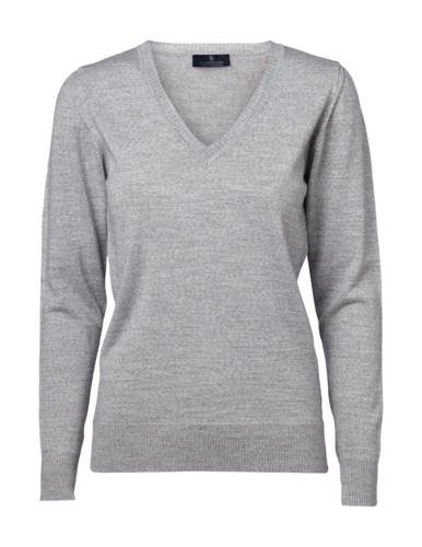 Knitted Pullover V-Neck women 5 colours